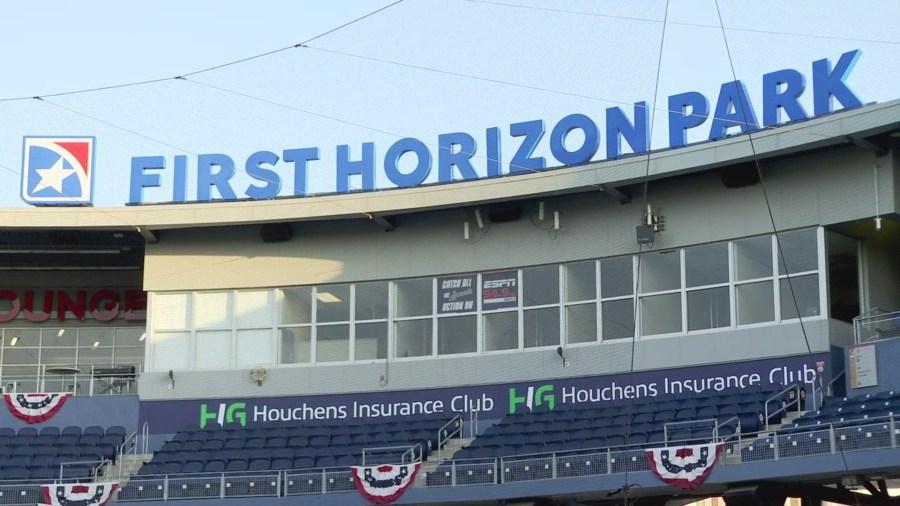 Nashville Sounds First Horizon Park generic