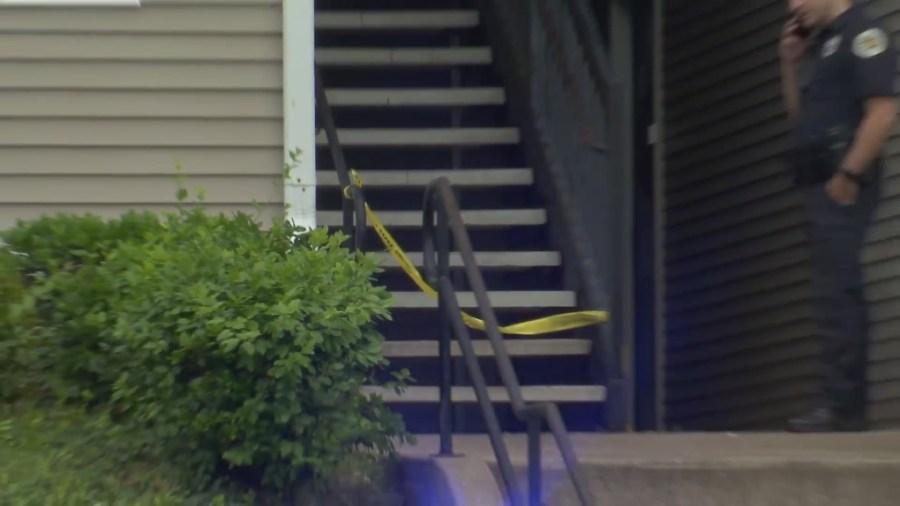 Pennington Avenue shooting