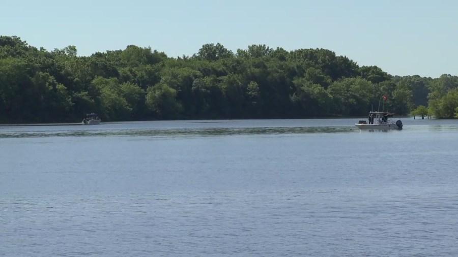 Priest Lake plane search