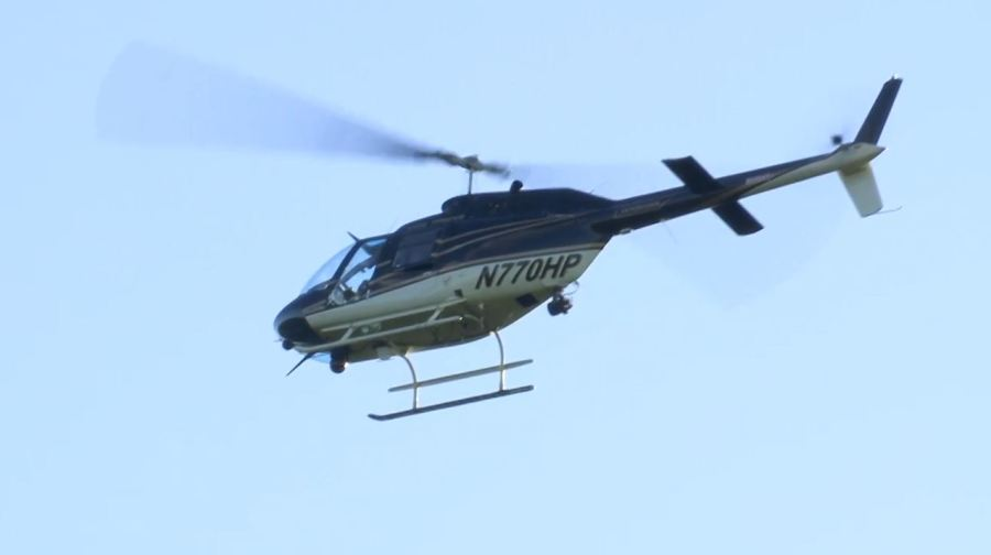 THP helicopter generic