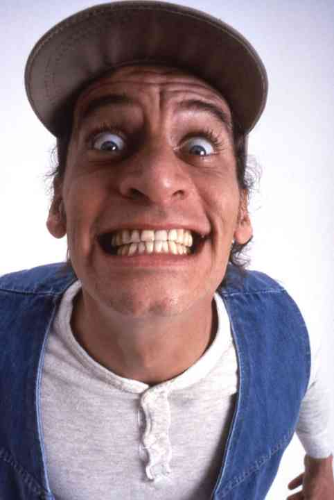 Jim Varney as Ernest P. Worrell,