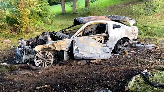Lockertsville Road crash