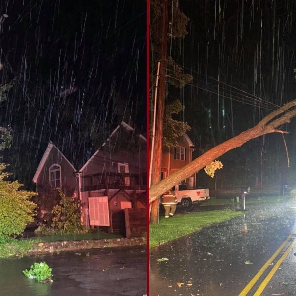 Montgomery County Tornado - 6/2/2021