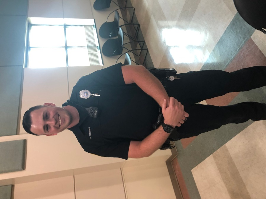 Officer Brian Sherman