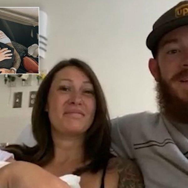 Nashville woman gives birth on I-440