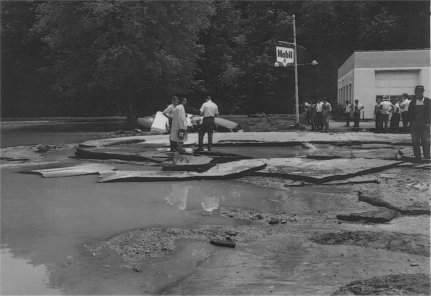 Red Boiling Springs Flooding