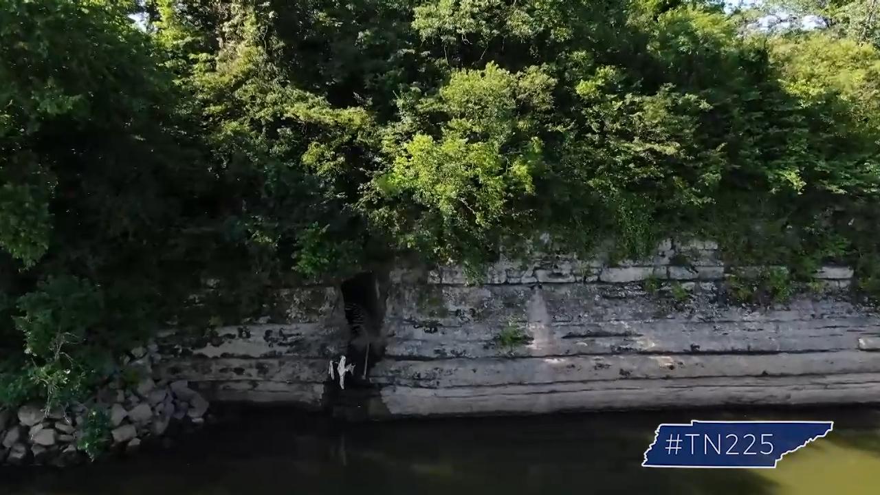 demonbreun cave