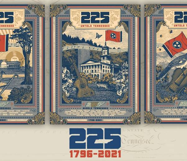 Tennessee 225 Poster