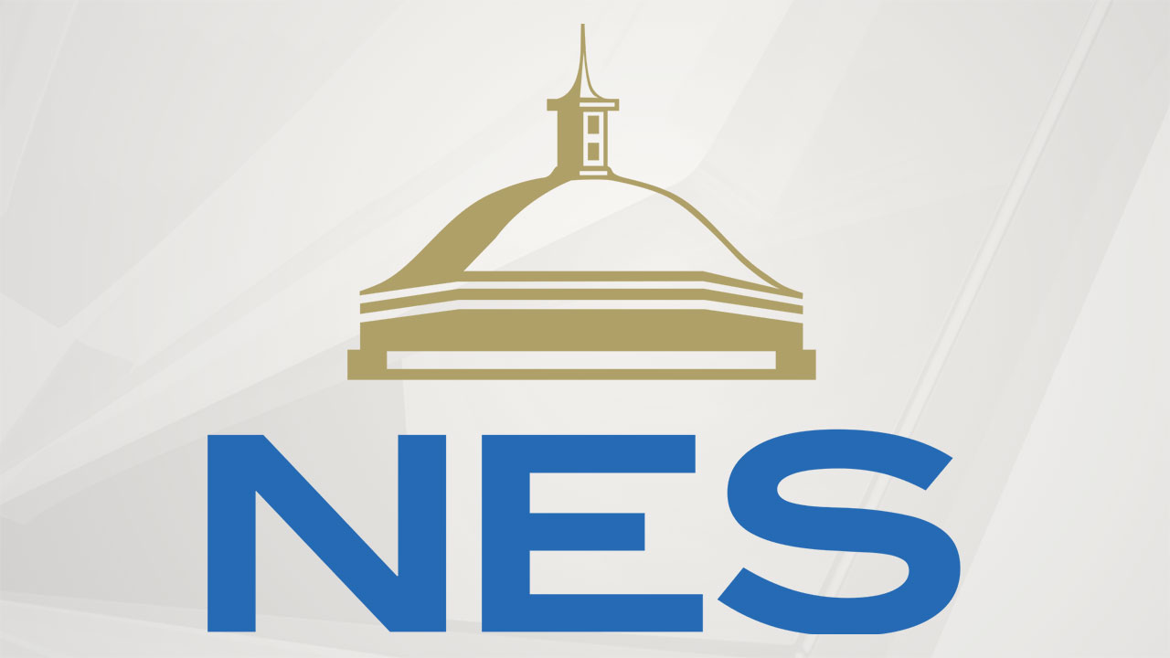 Nashville Electric Service Logo (NES) with WKRN BG