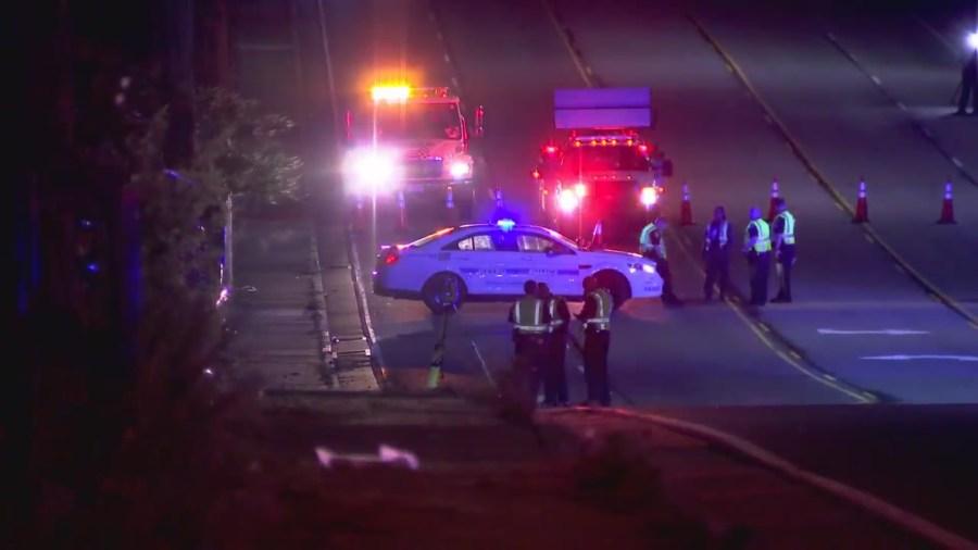 West Trinity Lane fatal crash