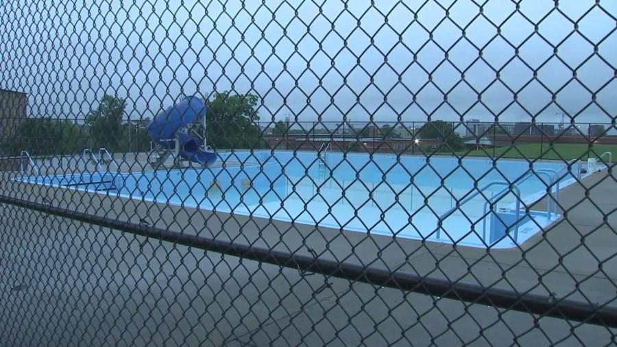Nashville community pool generic