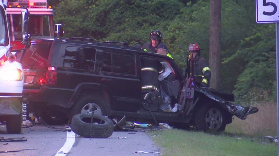 Clarksville Pike crash