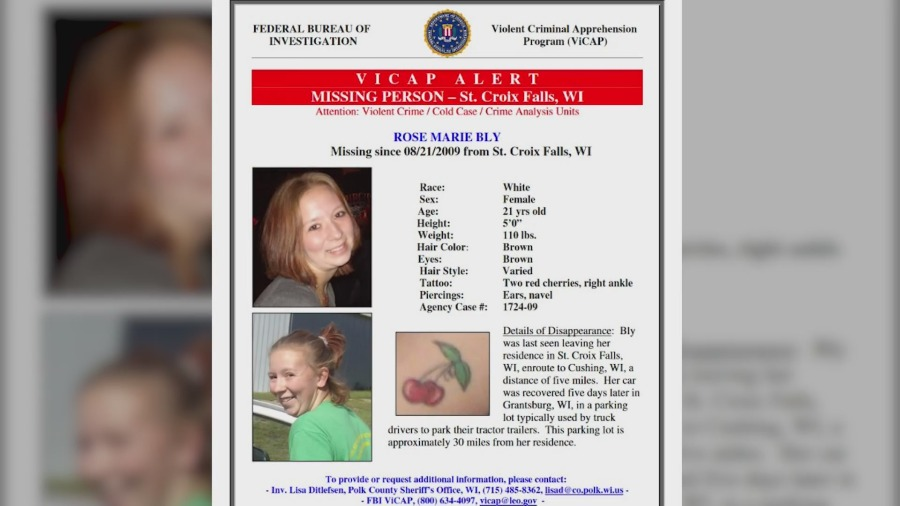 Rose Marie Bly: Missing Person
