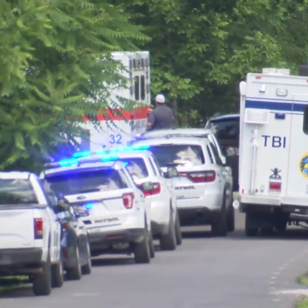 Officer airlifted for treatment following shooting near Macon County