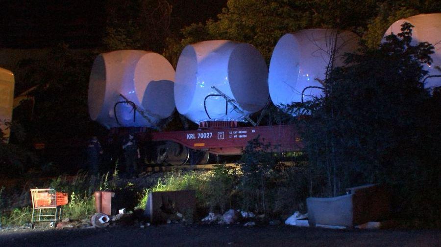 Woman hit by train Goodlettsville Rivergate