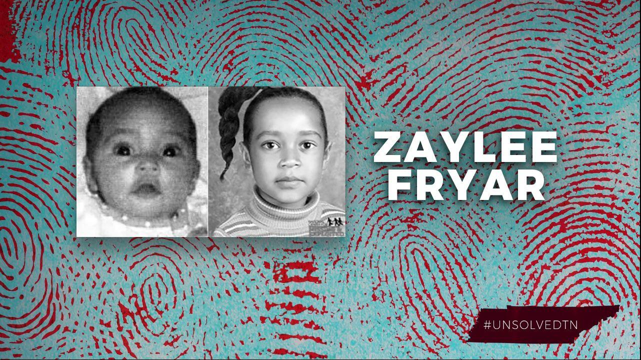 Baby Zaylee Grace Fryar