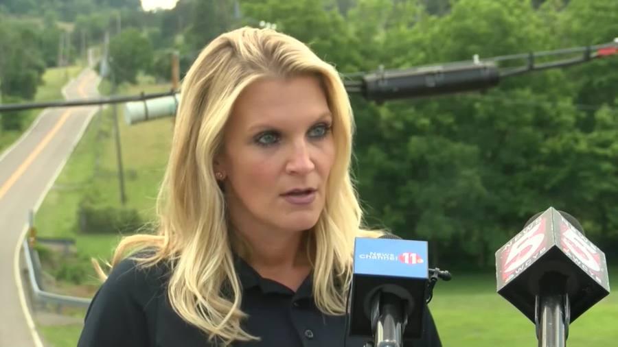 Leslie Earhart: Tennessee Bureau of Investigation