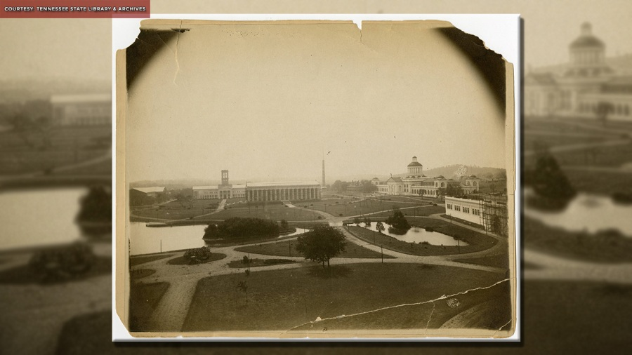 General View Parthenon