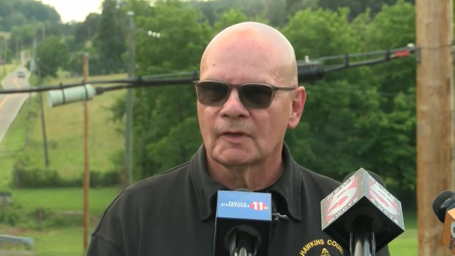 Ronnie Lawson: Hawkins County Sheriff