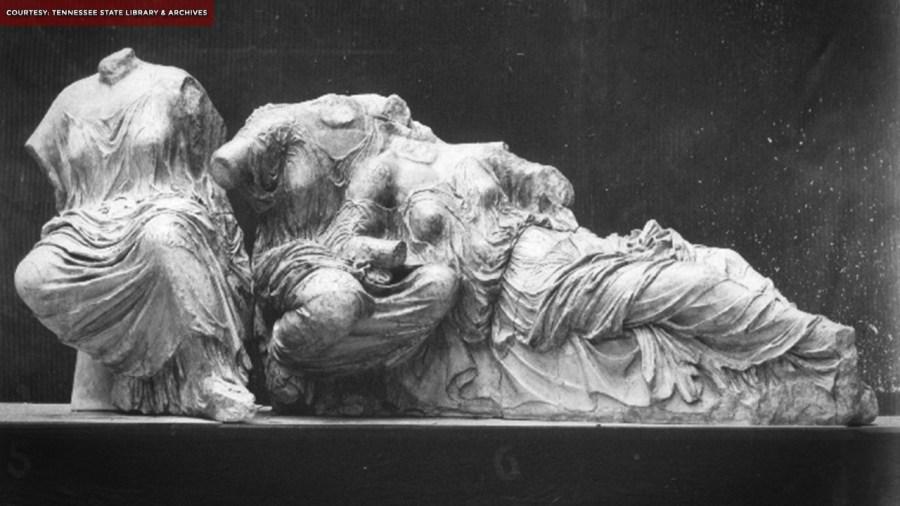 Parthenon Statue