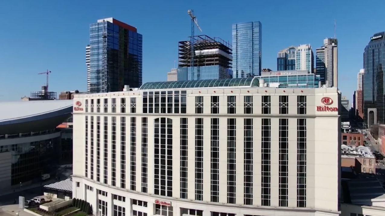 Nashville hotel generic