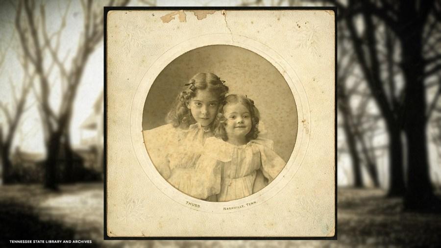 Margaret and Elise Croft