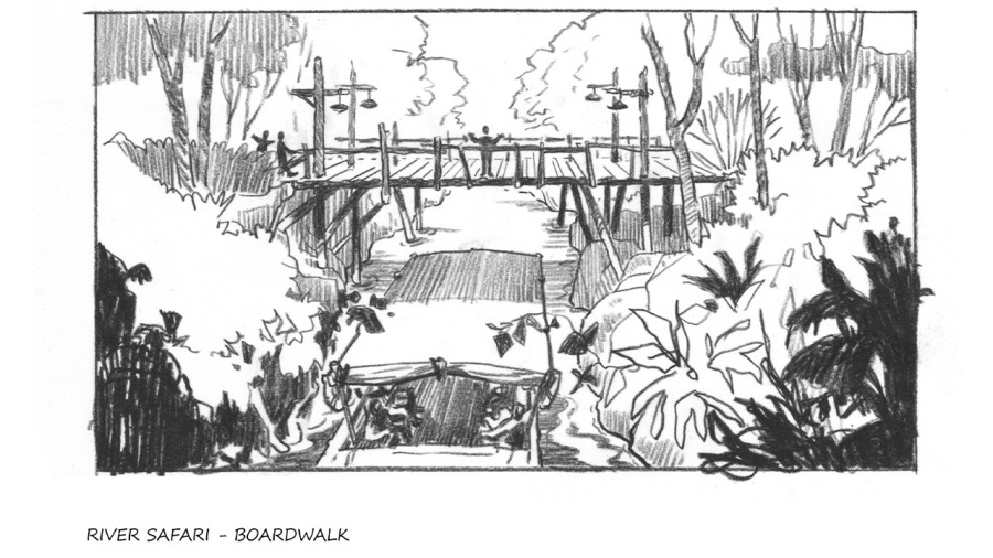 Nashville Zoo River Safari Boat Ride