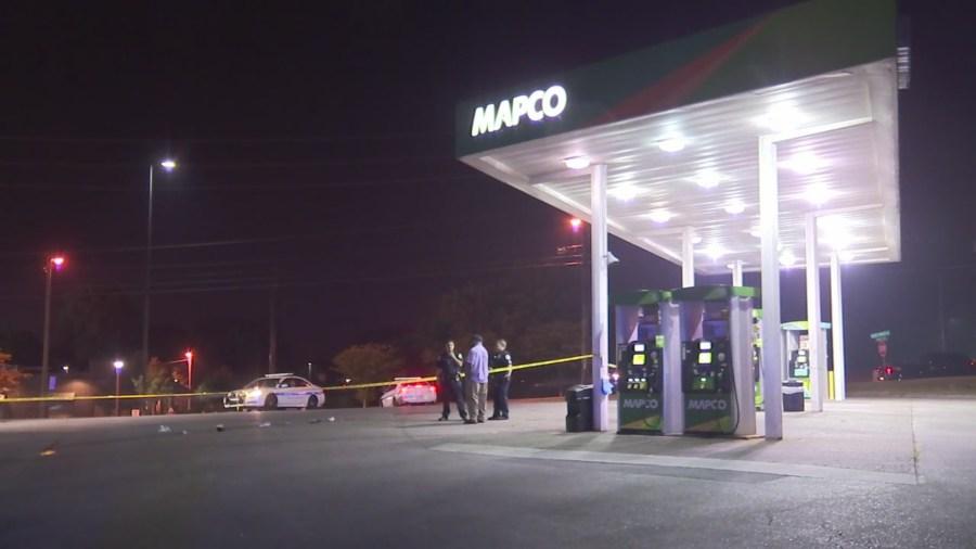 Stewart Ferry Mapco shooting