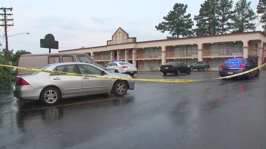 Super 8 Murfreesboro Pike fatal shooting