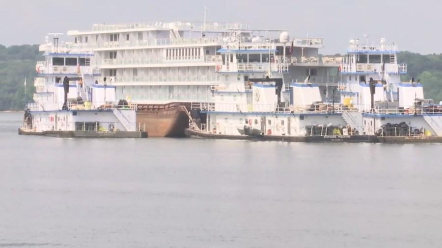 American Jazz cruise ship