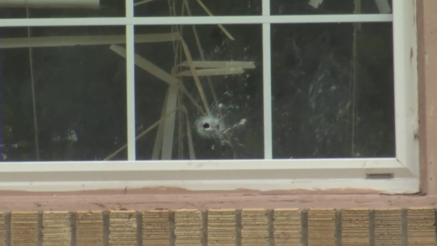 Bray Drive shooting