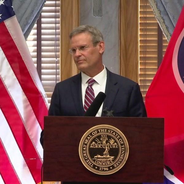 Governor Lee speaking