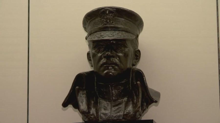 Admiral Albert Gleaves