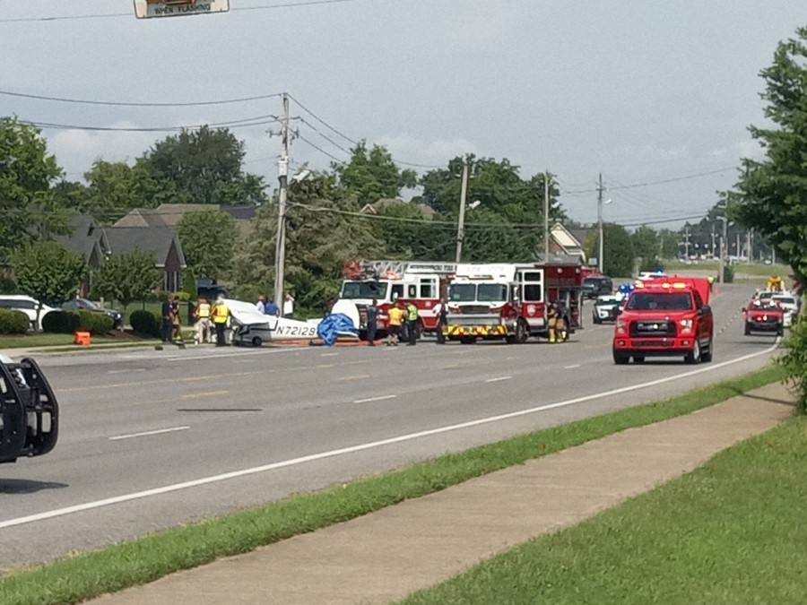 Murfreesboro plane crash