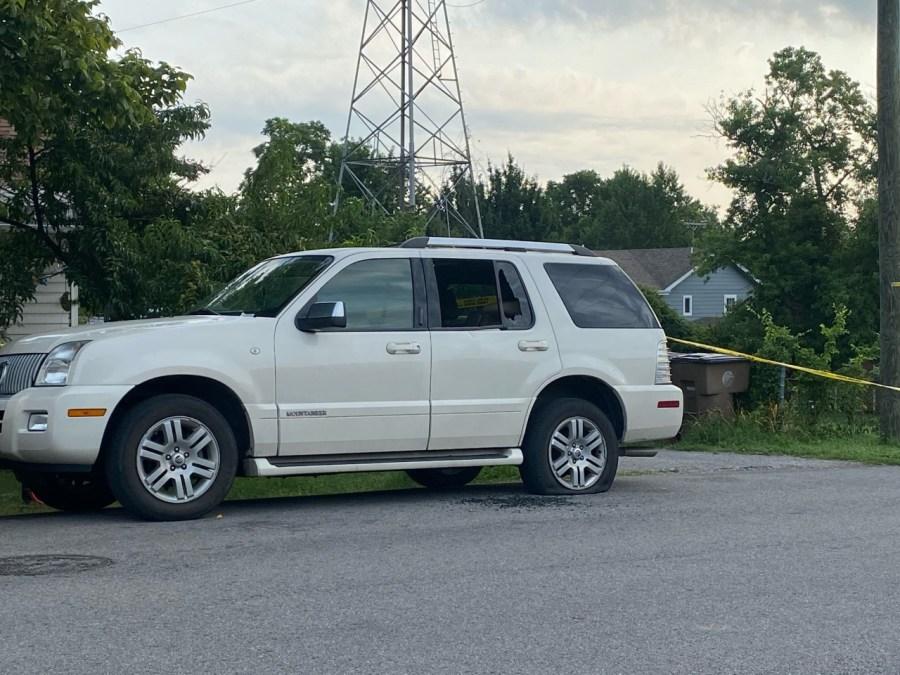Hanover Road shooting