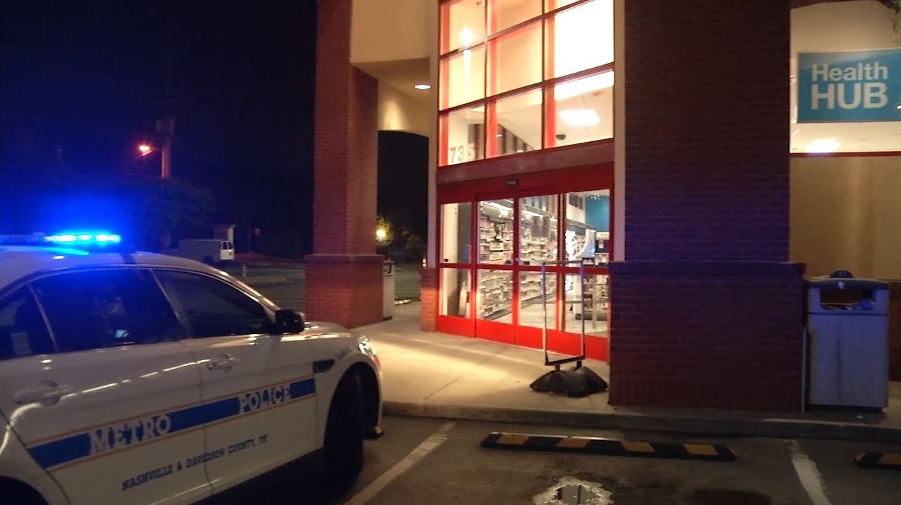 Crieve Hall CVS robbery