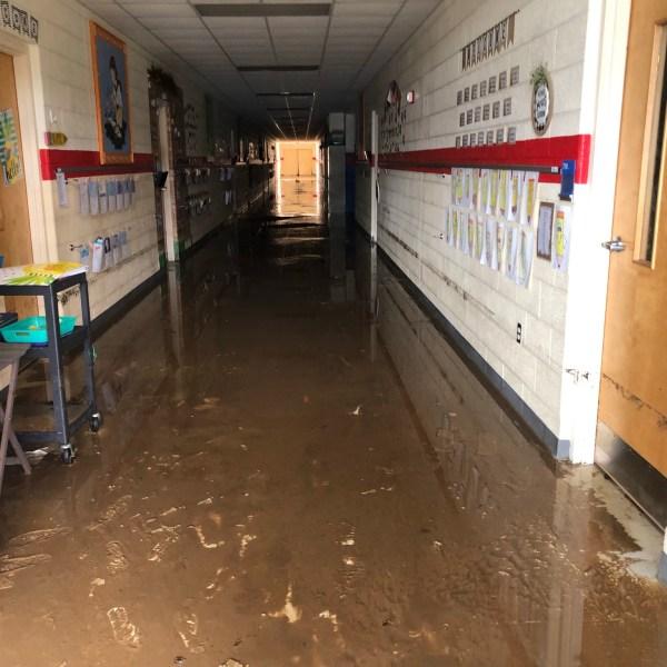 Humphreys County flood