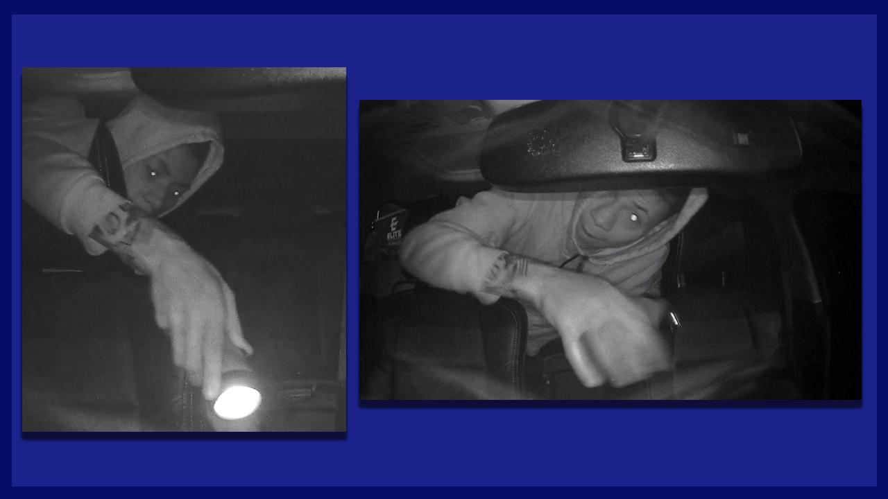 Metro Police Car Burglar
