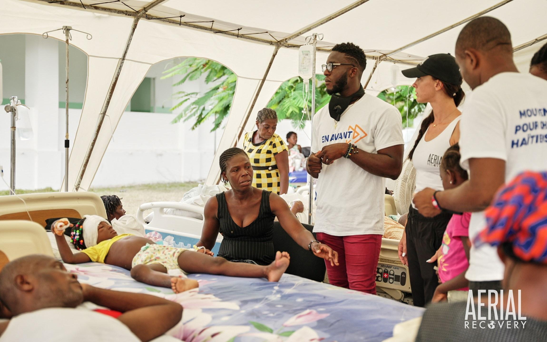 Haiti Natural Disaster Relief