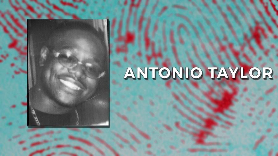 Cold Case Antonio Taylor