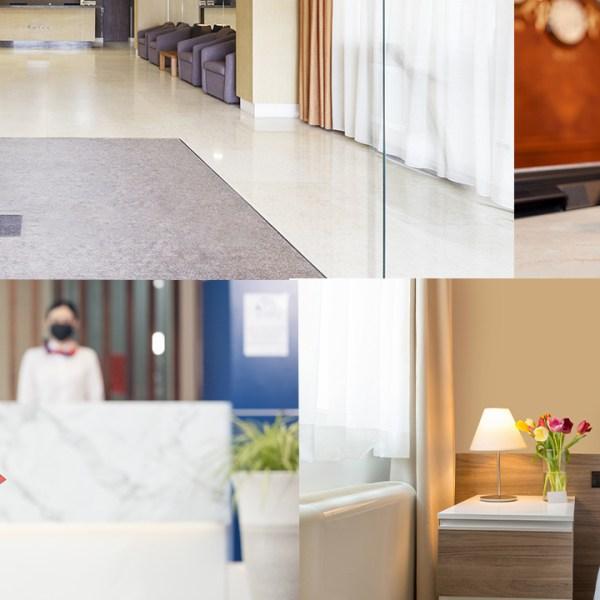 Generic hotel images