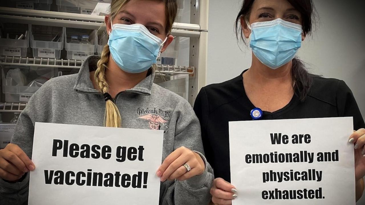 ICU nurse plea