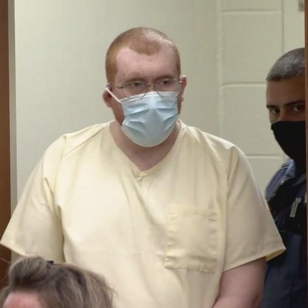 Joseph Daniels Sentencing Hearing