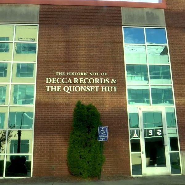 Decca Records Quonset Hut