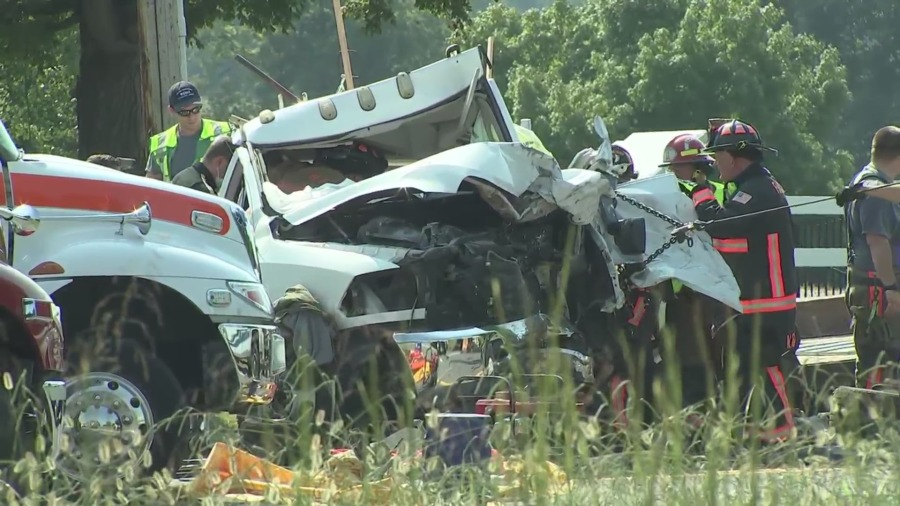 South Mt. Juliet Road crash