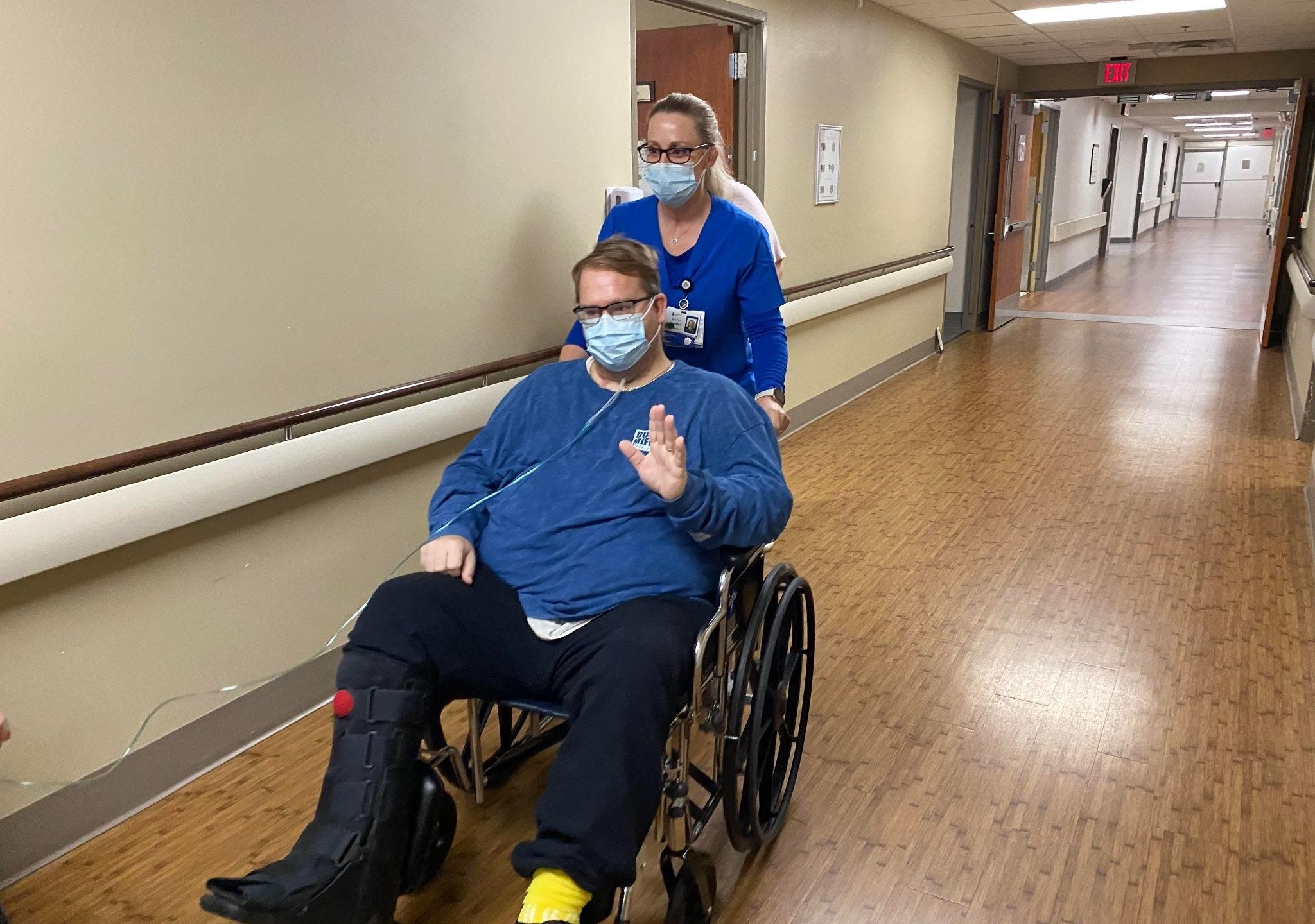 Ascension Saint Thomas patient released