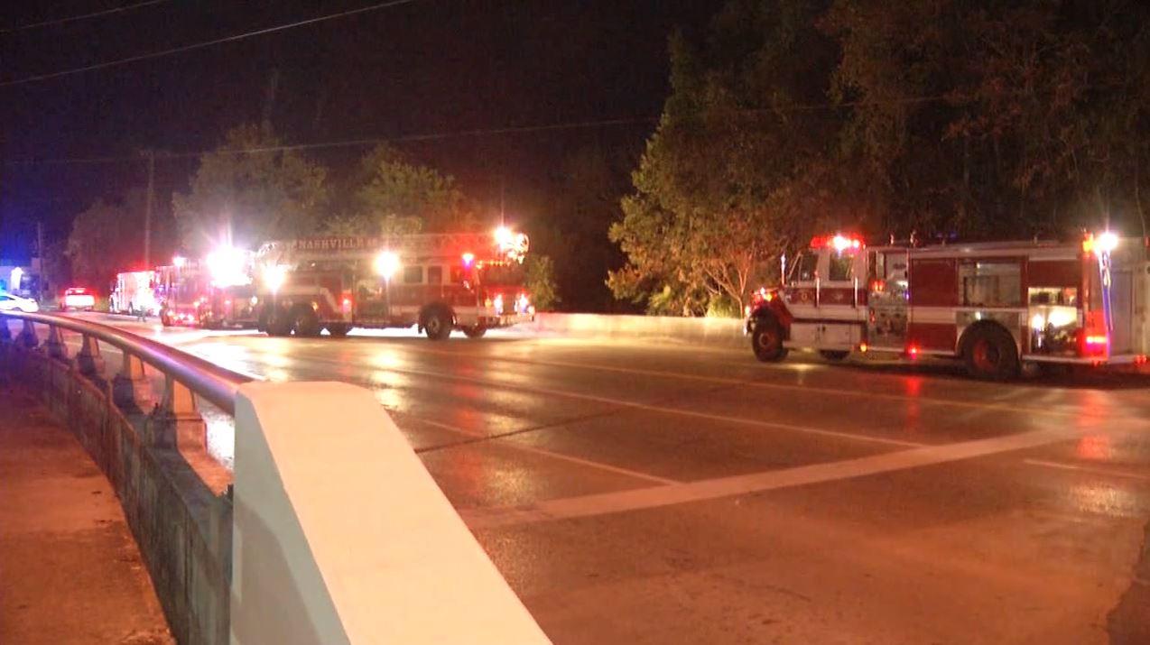 Antioch Pike fatal crash