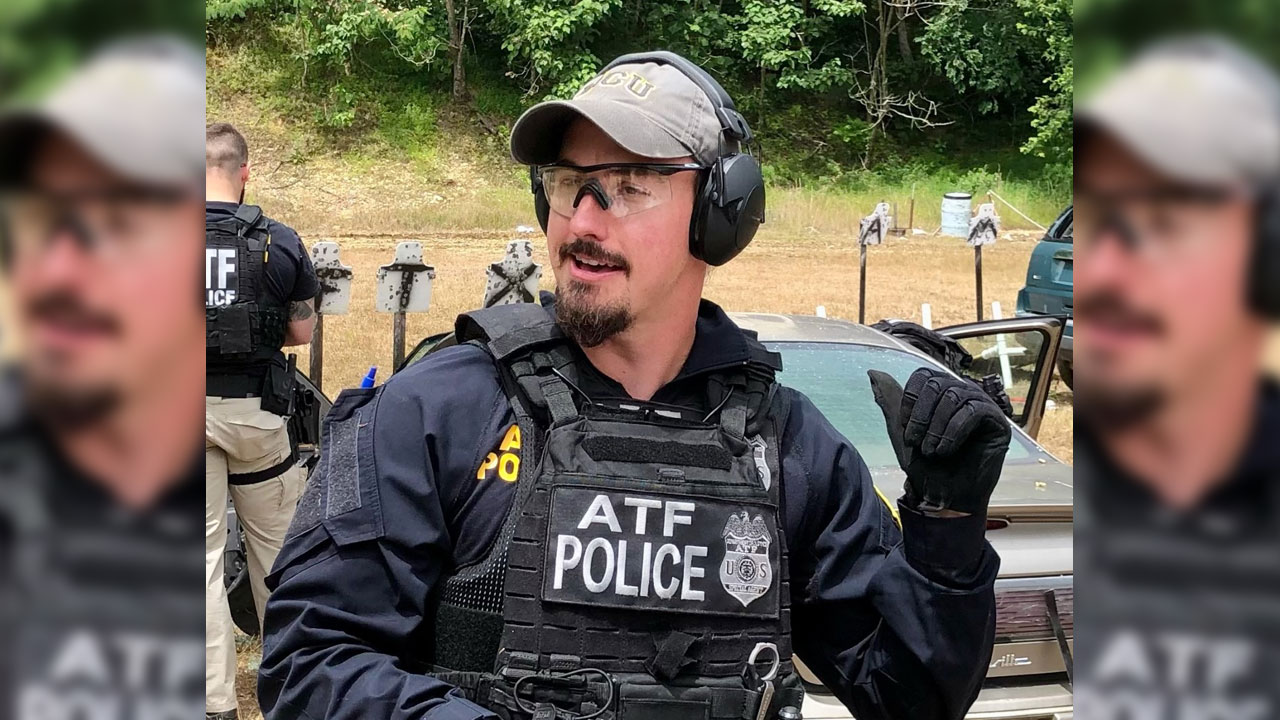 Special Agent Adam Daniels