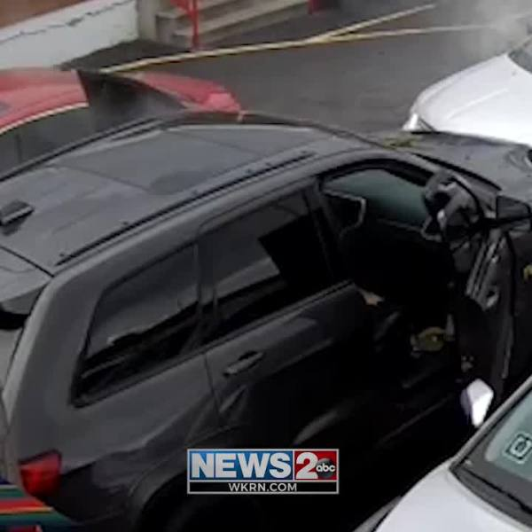 Deadly Nashville shootout surveillance video