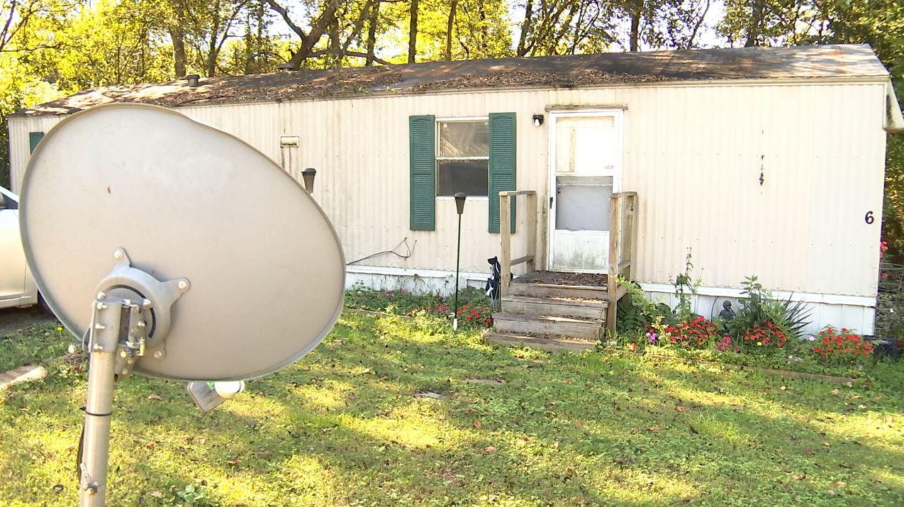 million dollar mobile home